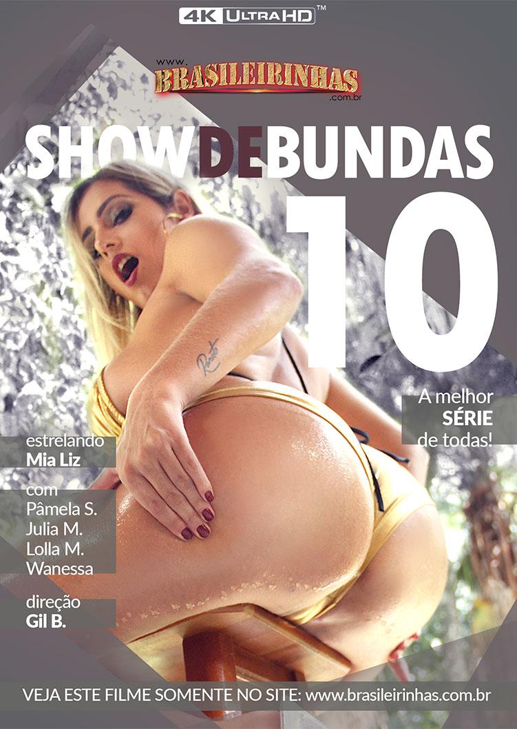 Capa Hard do filme Show de Bundas 10