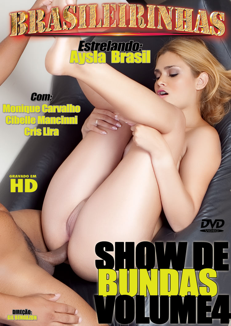 Capa Hard do filme Show De Bundas 4