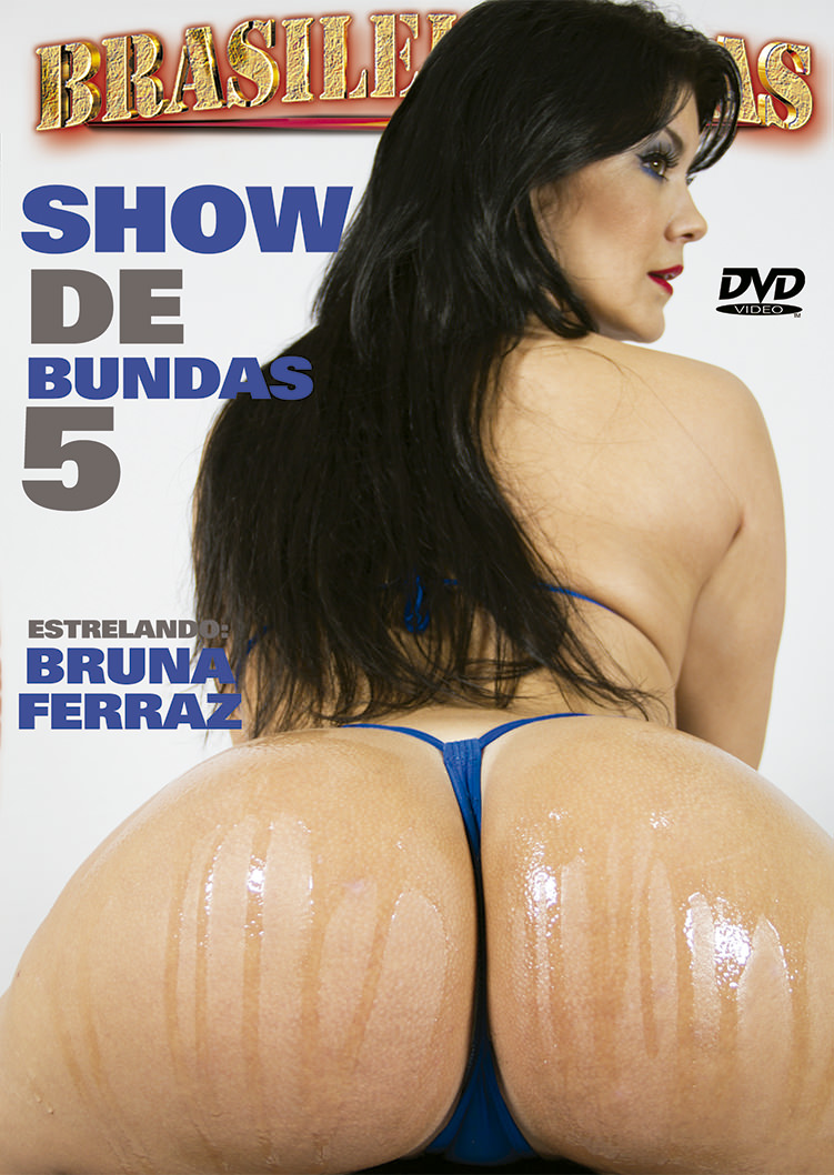 Capa Hard do filme Show De Bundas 5