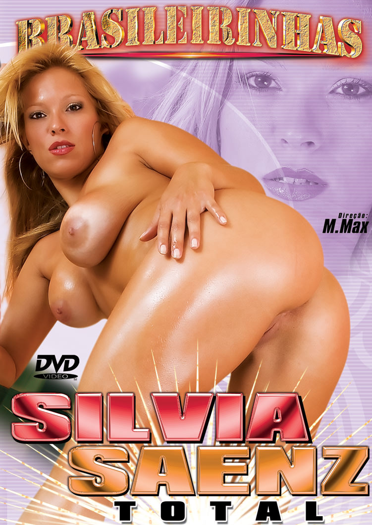 Capa frente do filme Silvia Saenz Total