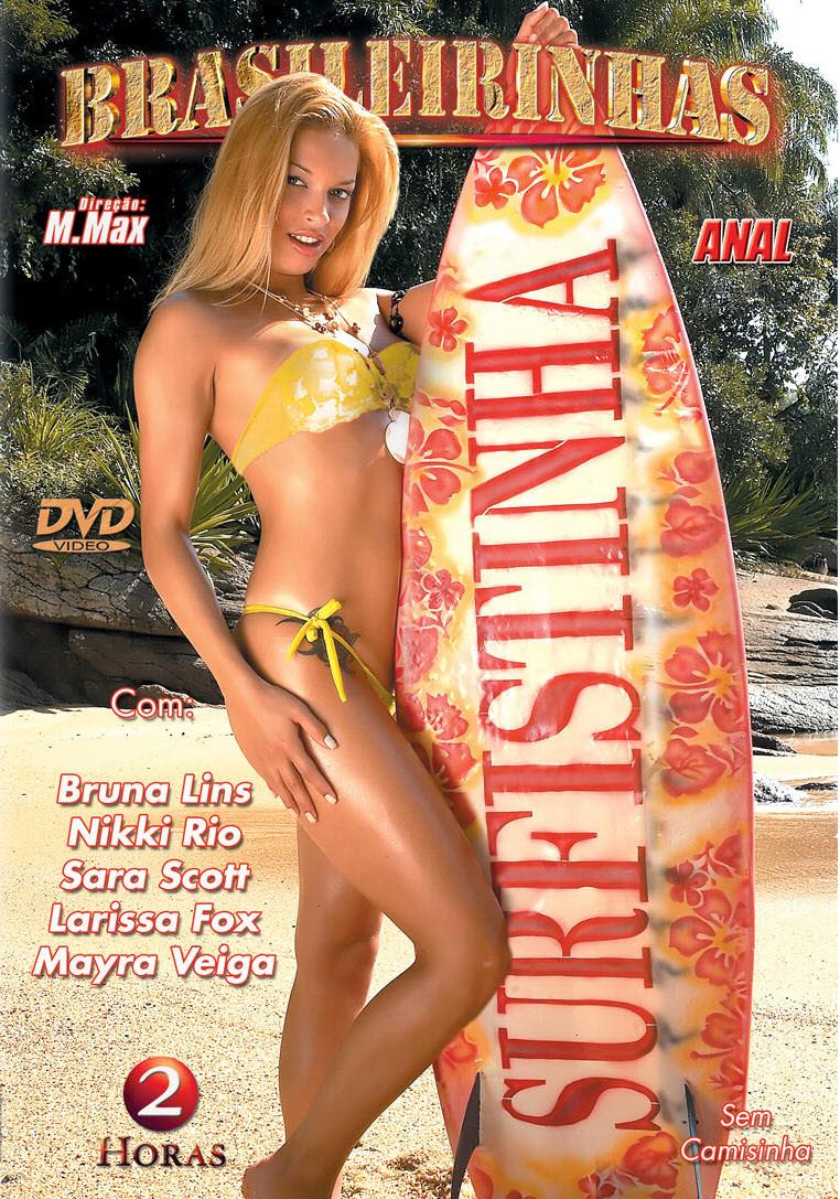 Capa frente do filme Surfistinha
