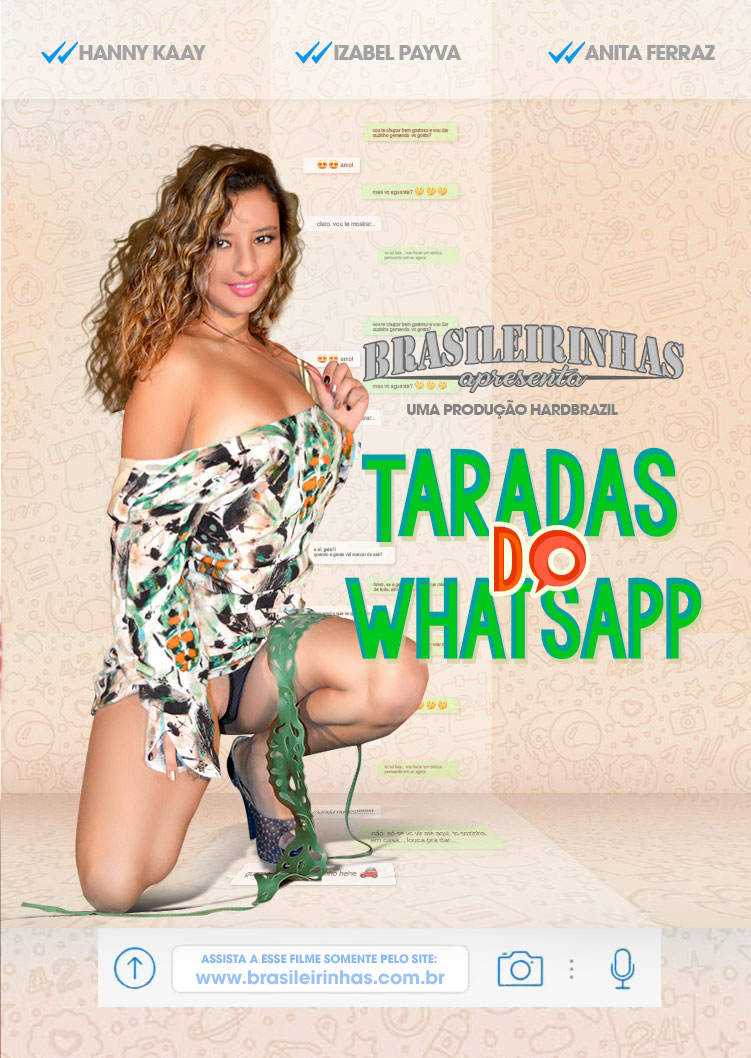 Capa Hard do filme Taradas do Whatsapp