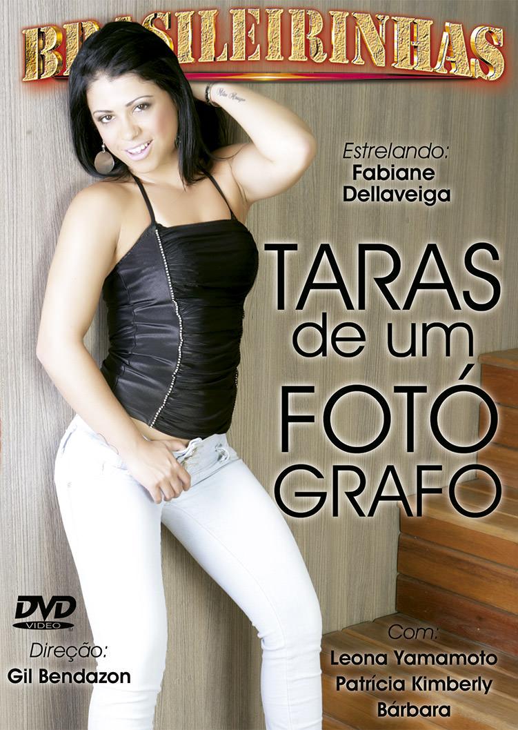 Capa frente do filme Taras de um Fotógrafo