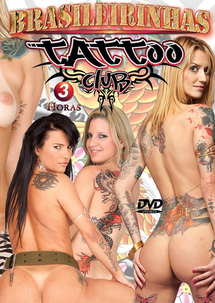Capa frente do filme Tattoo Club