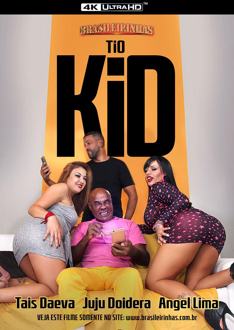 Capa frente do filme Tio Kid