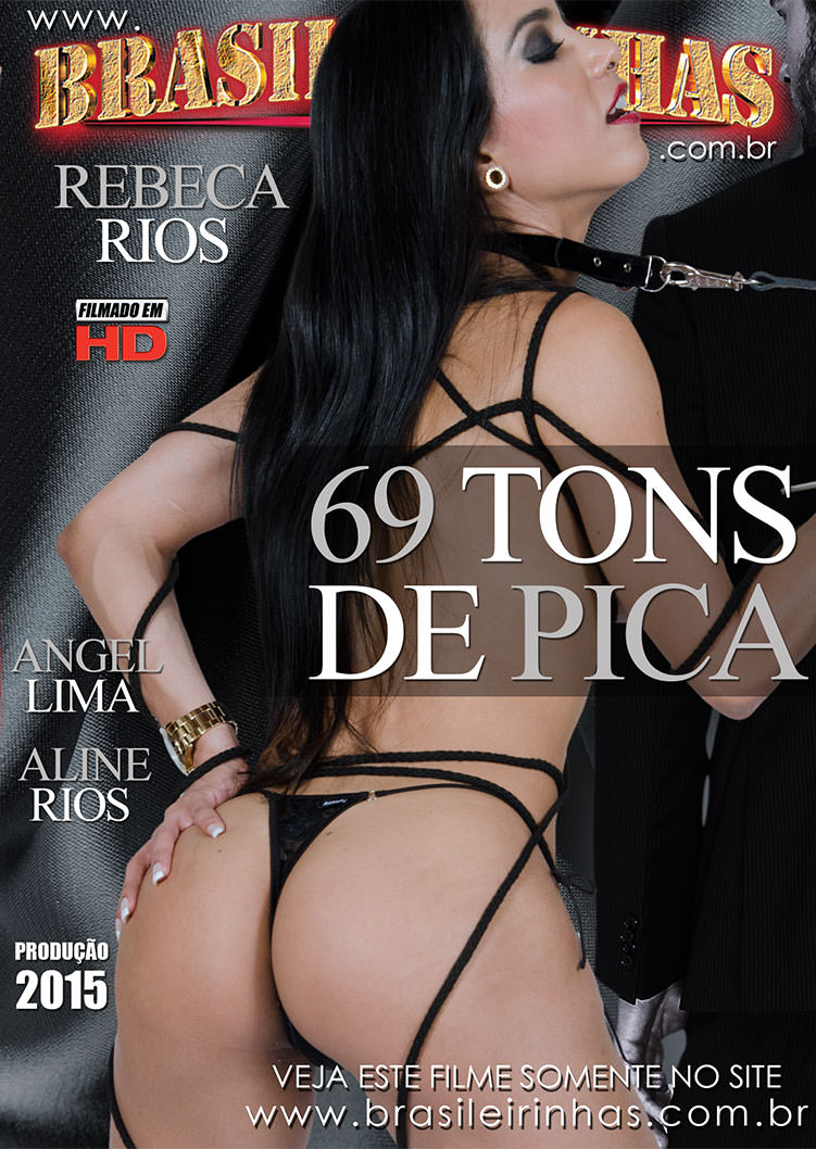 Capa Hard do filme 69 Tons de Pica