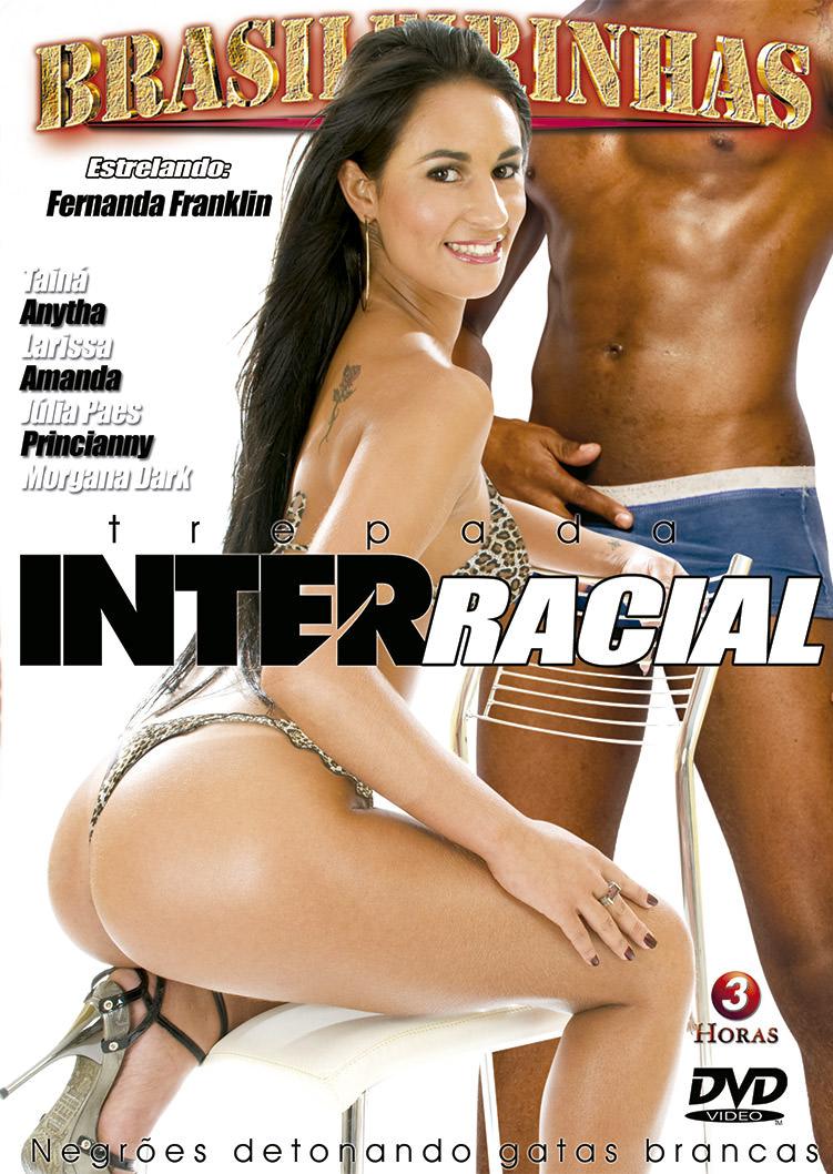 Capa frente do filme Trepada Inter Racial