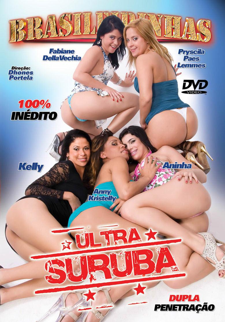 Capa frente do filme Ultra Suruba