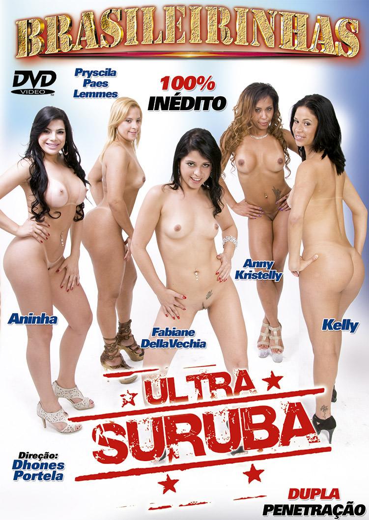 Capa Hard do filme Ultra Suruba