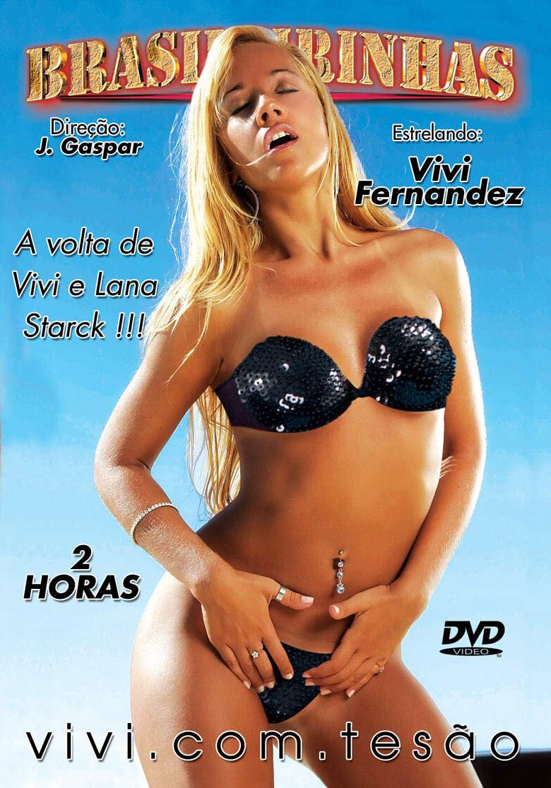 Capa frente do filme Vivi.com.Tesao