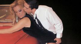 famous Queen Rita Cadillac fucking horny.