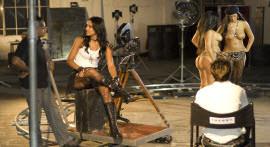 Backstage Thammy Gretchen film