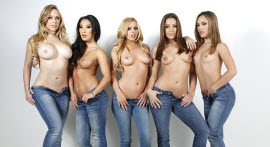 2012 Year of the performance of the largest hot babes porn