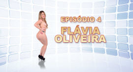 It was the time of Flavia Oliveira command the bitching porn reality!