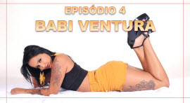 Babi Ventura gives his ass pro gifted