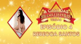 Rebecca Santos fucking very lesbo scene