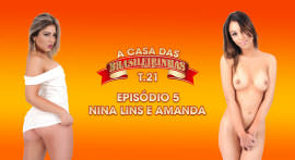 "New hot girls ready everything at ""Casa das Brasileirinhas - Season 21"""