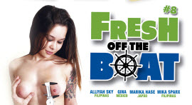 Opening of Fresh off the Boat 8