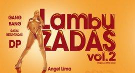 Lambuzadas 2 porn movie from Brasileirinhas