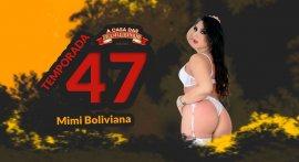 Mimi Boliviana fucking did squirt in the house of Brasileirinhas