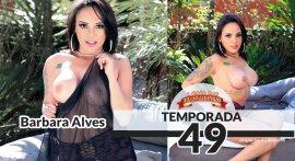 Barbara Alves fucking at Casa das Brasileirinhas T49