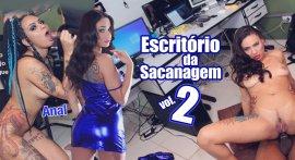 Slutty Office 2, Brasileirinhas porn