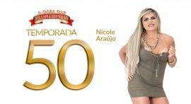 Nicole Araújo fucking at Casa das Brasileirinhas T50
