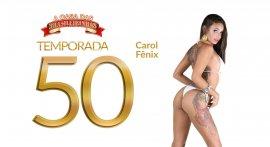 Carol Fênix fucking tasty in A Casa das Brasileirinhas T50