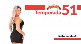 Katharine Madrid releases general at Casa das Brasileirinhas T51