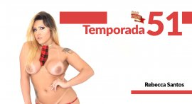 Rebecca Santos naked fucking at Casa das Brasileirinhas T51