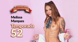 Porn actress Melissa Marques at Casa das Brasileirinhas T52