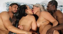 Katharine Madrid having orgy with her hot niece