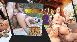 Brasileirinhas porn movie trailer, Turbnadas 2