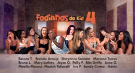 Trailer of the porn series Fodinhas do Kid 4