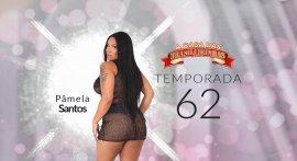 EP.1 Pâmela Santos at Casa das Brasileirinhas