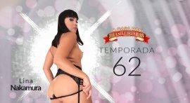 EP.5 Lina Nakamura at Casa das Brasileirinhas