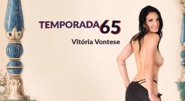 Vitória Vonteese did a lot of anal on the reality show!