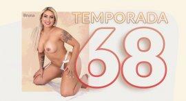 Bruna Lambertini fucked hot on the porn reality show