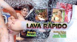 Opening of the porn movie Lava Rapida da Putaria 2