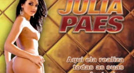 The best scenes of delicious Julia Paes