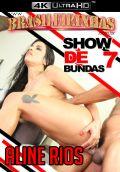 Show de Bundas 7 4k - Aline Rios dando o cu
