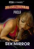 Sex Mirror - A ninfeta Paola Gurgel fodendo com o negão bem dotado