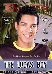 Filme do ator pornô gay The Lucas Boy Edição Premium