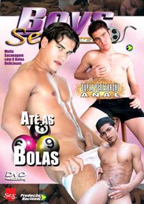 Filme do ator pornô gay Até as Bolas
