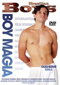 Filme do ator pornô gay Boy Magia