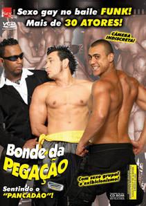 Filme do ator pornô gay Bonde da Pegação