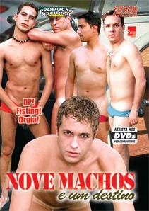 filmes de Gays Nove Machos e Um Destino