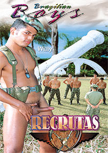 Filme do ator pornô gay Recrutas