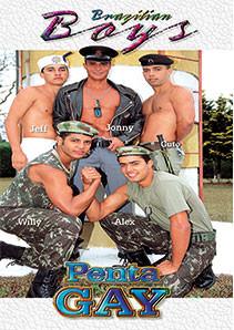 Filme do ator pornô gay Pentagay