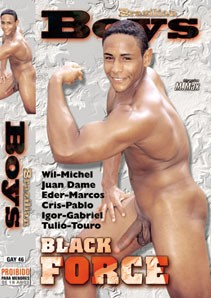 filmes de Gays Black Force